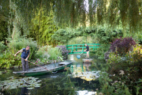 GIVERNY GARDEN TOUR